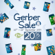 Gerber Sale