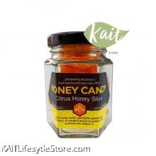 EARTH LIVING Honey Candy - Citrus Honey Slice (80gm)