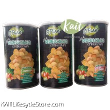 EARTH LIVING O'Pure Vegetables Crinkle Chips (80gm)
