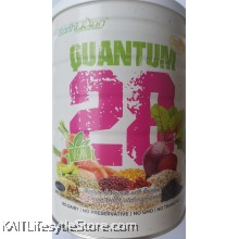 EARTH LIVING Organic Quantum 28 (850gm)
