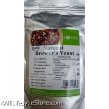LOHAS Natural Brewer's Yeast Powder (150gm)