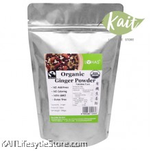 LOHAS Organic Ginger Powder (200gm)
