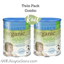 BELLAMY'S ORGANIC: Step 3 Toddler Milk Drink(900gmX2)