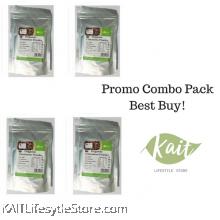 LOHAS Organic Cinnamon Powder (100gmX4) Combo Pack