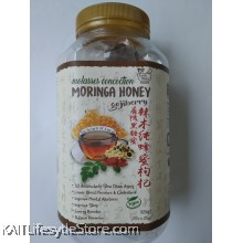 EARTH LIVING Molasses Concoction Moringa Honey Gojiberry (325gm)