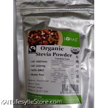 LOHAS Organic Stevia Powder (200gm)