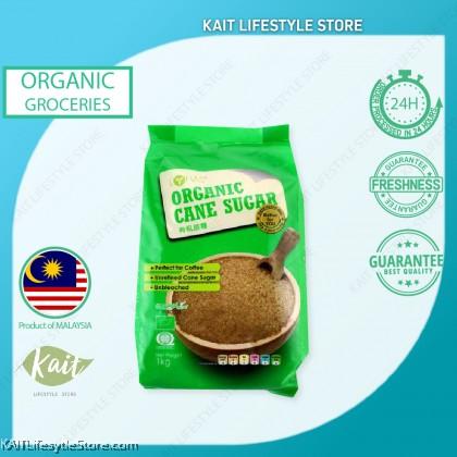 LOHAS Organic Cane Sugar (1kg)