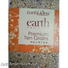 EARTH LIVING Organic Premium Ten Grains (1kg)