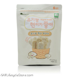 RENEWALLIFE Organic Rice Snack