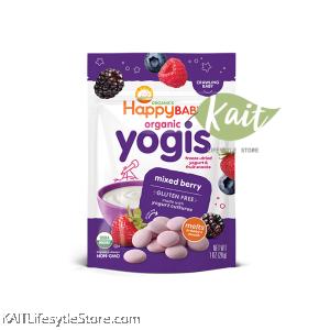 HAPPYBABY: Organic Happy Yogis