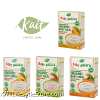 BABY NATURA Organic Brown Porridge