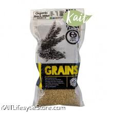 EARTH LIVING Organic Black Millet (500gm)