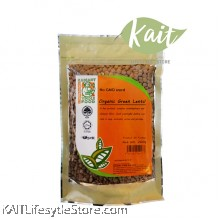 RADIANT Organic Green Lentil (200g)