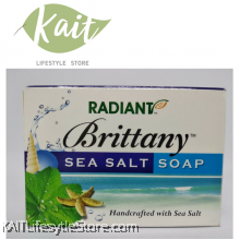 RADIANT Brittany Sea Salt Soap (150g)