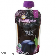 HAPPYBABY Stage 1 Clearly Crafted - Prunes (99gm)