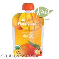 HAPPYBABY Stage 1 Clearly Crafted - Mangos (99gm)