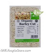LOHAS Organic Barley Cut (500gm)