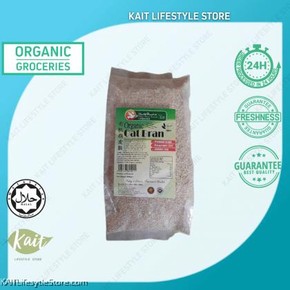 HEALTH PARADISE Organic Oat Bran (500gm)