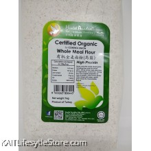 HEALTH PARADISE Organic High Protein Wholemeal Flour (1kg)