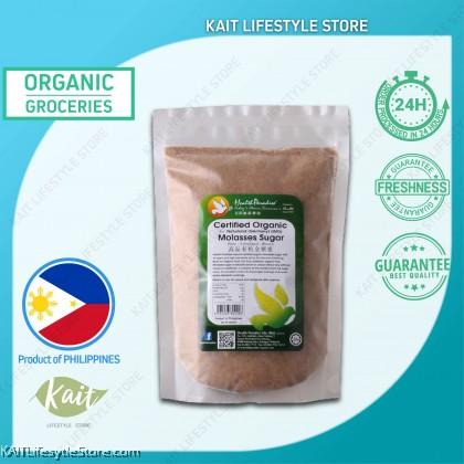 HEALTH PARADISE Organic Molasses Sugar (500gm)