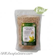 HEALTH PARADISE Organic Pearl Barley (500gm)