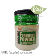 HEALTH PARDISE Organic Fenugreek Powder (100gm)