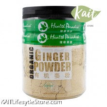 HEALTH PARADISE Organic Ginger Powder (80gm)