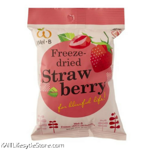 WEL B Freeze Dried Fruits (14g)