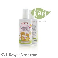ALIVE: Energized Organic Herbal Insect Repellent (100g)