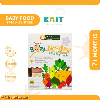 HEALTH PARADISE Organic Baby Noodles Multi Vege (240gm)