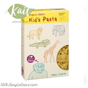 ALB GOLD Organic Kid's Pasta Safari (300gm)