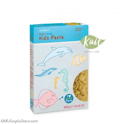 ALB GOLD Organic Kid's pasta Ocean (300gm)