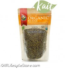 COUNTRY FARM ORGANIC MUNG BEAN (300G)