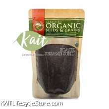 COUNTRY FARM ORGANIC BLACK SESAME SEEDS (200G)