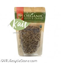 COUNTRY FARM ORGANIC SUNFLOWER SEEDS (200G)