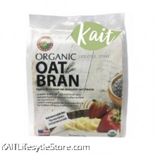 COUNTRY FARM ORGANIC OAT BRAN (400G)