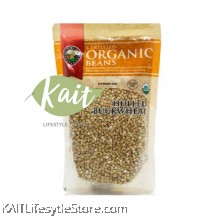 COUNTRY FARM ORGANIC HULLED BUCKWHEAT (300G)
