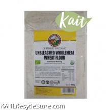 COUNTRY FARM ORGANIC WHOLEMEAL WHEAT FLOUR (UNBLEACHED) 900G