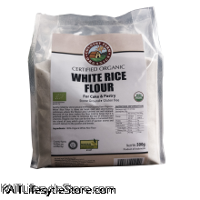 COUNTRY FARM ORGANIC WHITE RICE FLOUR (500G)
