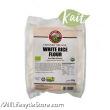COUNTRY FARM ORGANIC WHITE RICE FLOUR (500G)