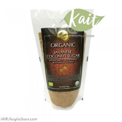COUNTRY FARM Organic Javanese Coconut Sugar (250gram)
