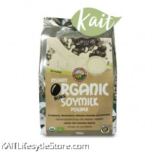 COUNTRY FARM ORGANIC BLACK SOYMILK POWDER (500G)