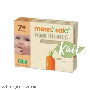 MENNOSATO ORGANIC BABY NOODLES