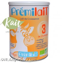PREMILAIT: Step 3 Premibio Organic Milk Powder (900g)