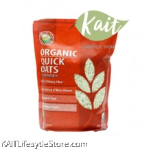 COUNTRY FARM ORGANIC Quick Oats (500g)