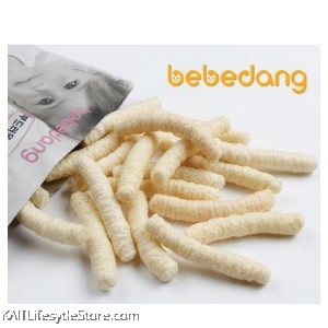 BEBEDANG ORGANIC BROWN RICE STICK SNACK (8M+) 30G