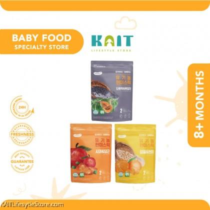 BEBEDANG Organic Brown Rice Stick Snack 8 Months+ (30g)