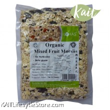 LOHAS Organic Mixed Fruit Muesli (500gm)