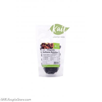 LOHAS Organic Sultana Raisins (200gm)