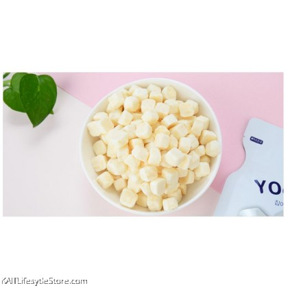 NAEIAE KOREA Freeze-Drying Yogurt And Fruit Yogis (12 months+) 16g